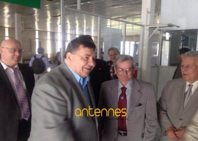 Ο Γιώργος Καρατζαφέρης στον Antennes 93.6