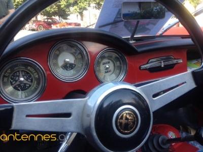 """Οι """"θρυλικές"""" Alfa Romeo γύρισαν τον χρόνο πίσω στο Ντολτσό (ΦΩΤΟ)"""