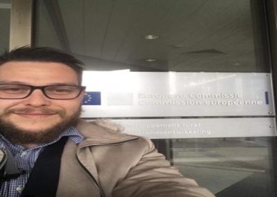 Ο Καστοριανός κτηνίατρος Χρίστος Μόσχος μέλος του Forcast Working Group - Ποιες οι πρώτες του ενέργειες