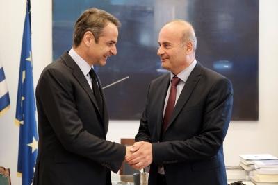 Εκτός ψηφοδελτίου της Νέας Δημοκρατίας ο Στρατηγός, Γρ. Γρηγοριάδης - Τι λέει ο ίδιος
